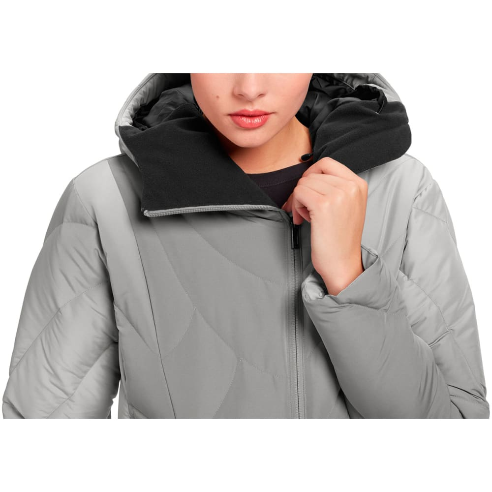 NAU Women's Down Hoody Jacket - CAPE OMBRE