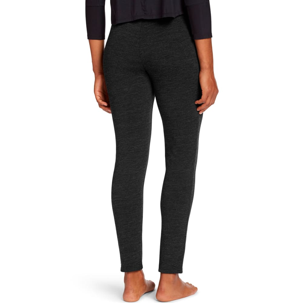 NAU Women's Randygoat Tights - CAVIAR HEATHER