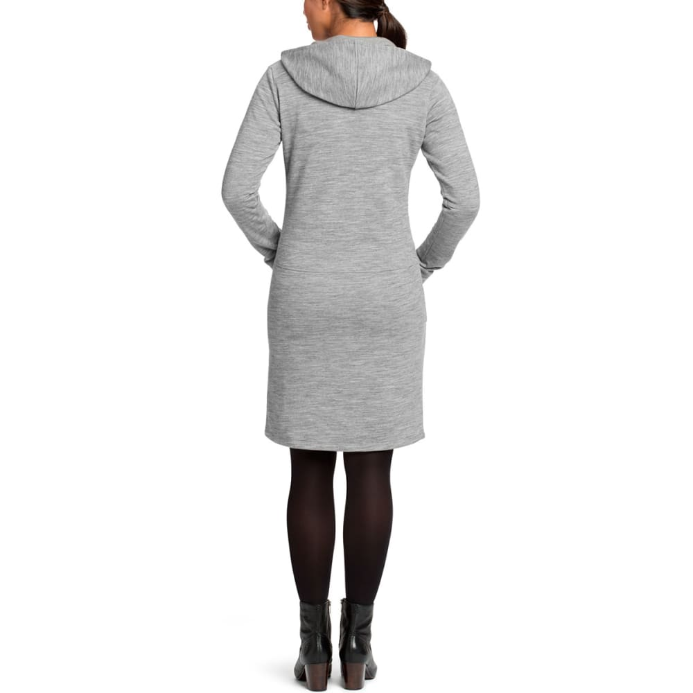 NAU Women's Randygoat Dress - ZINC HEATHER