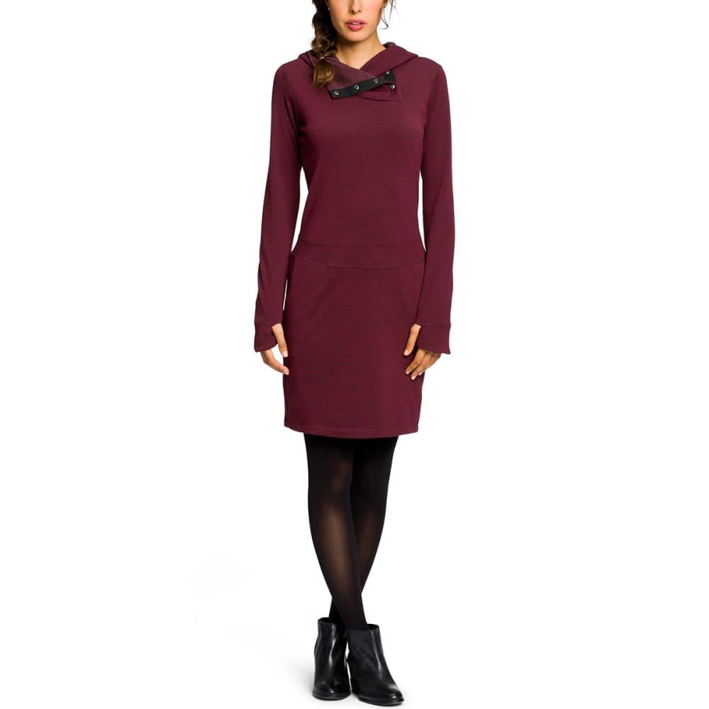 NAU Women's Randygoat Dress - ADOBO HEATHER