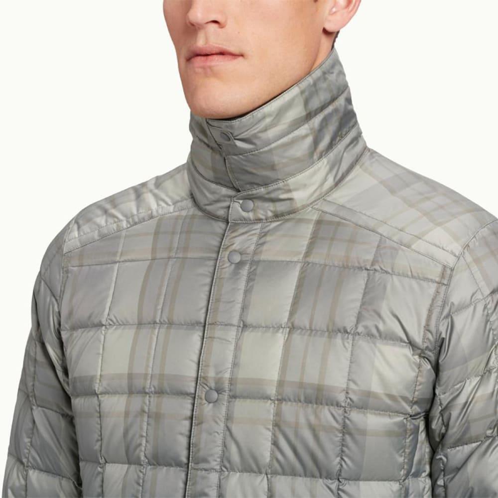 NAU Men's Down Shirt - CAPE PLAID