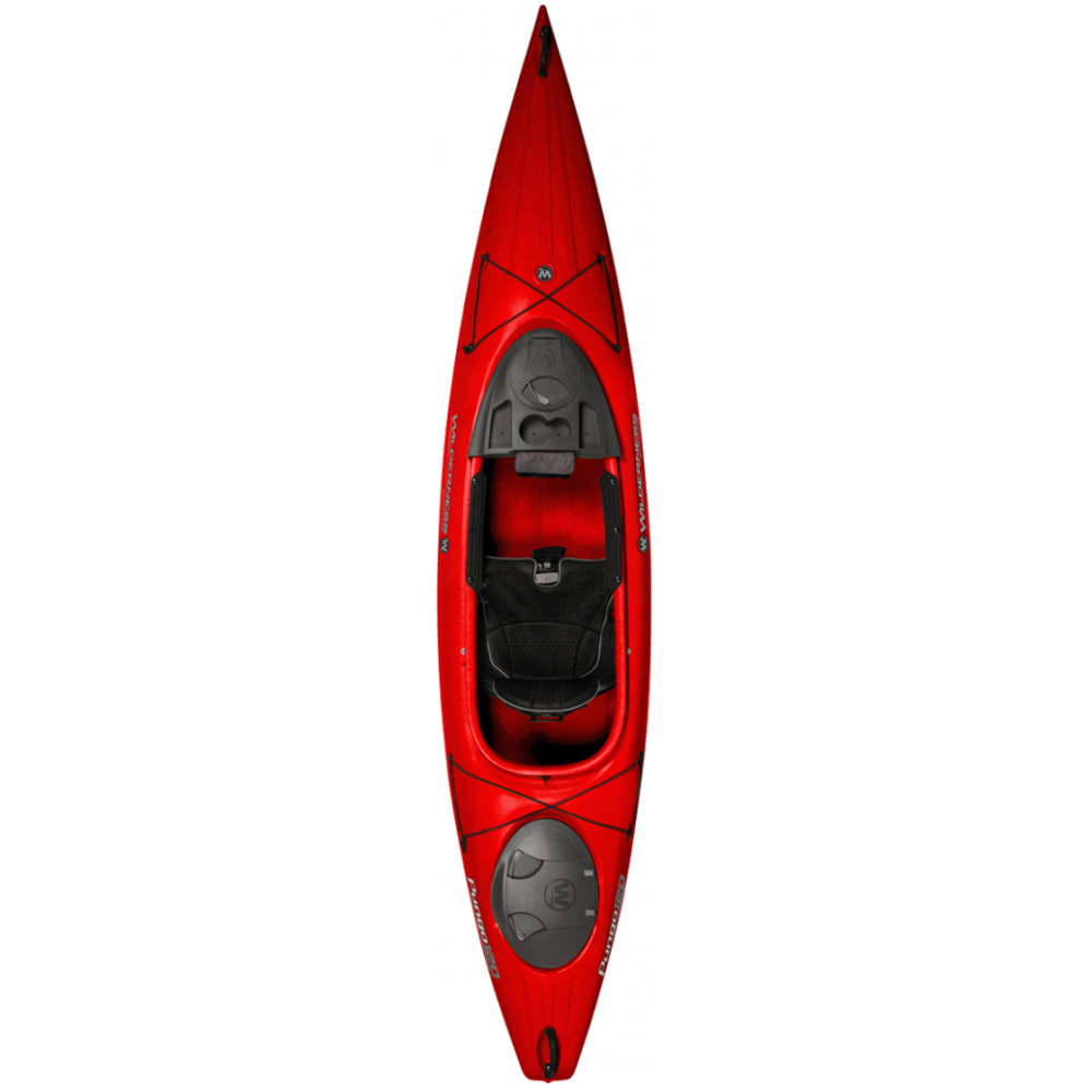 WILDERNESS SYSTEMS Pungo 120 Kayak - RED
