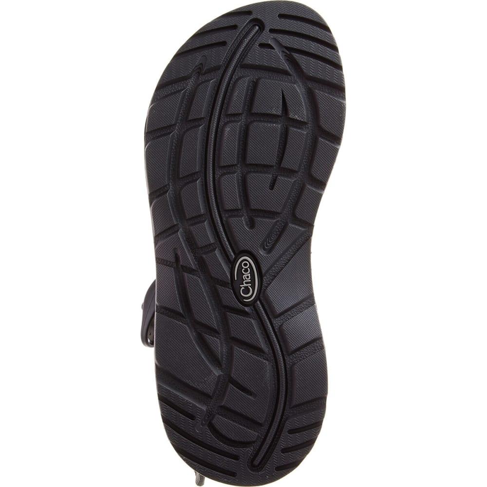 CHACO Women's Z/Cloud Sandals, Venetian Black - VENETIAN BLACK