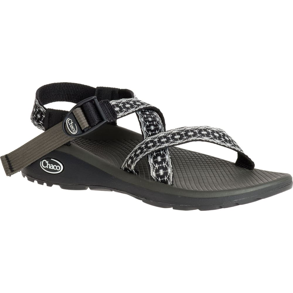 CHACO Women's Z/Cloud Sandals, Venetian Black - VENETIAN BLACK