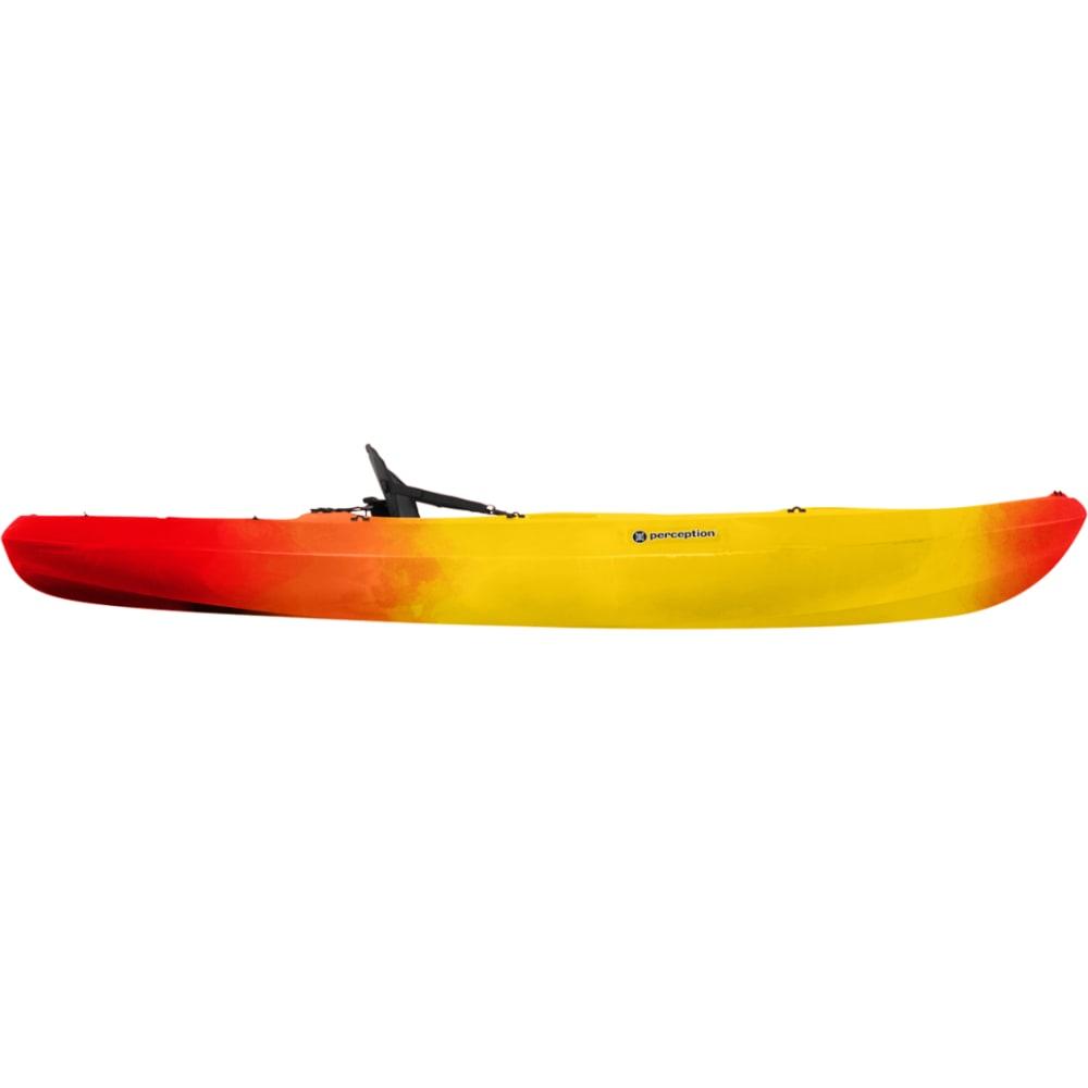 PERCEPTION Rambler 9.5 Kayak - RED/YELLOW