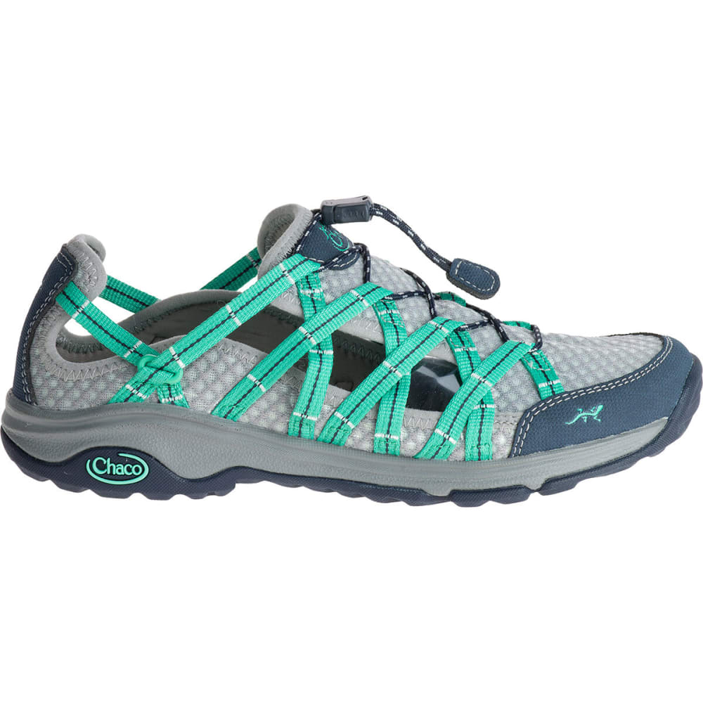 ... CHACO Women's Outcross Evo Free Shoes, Eclipse - ECLIPSE ...