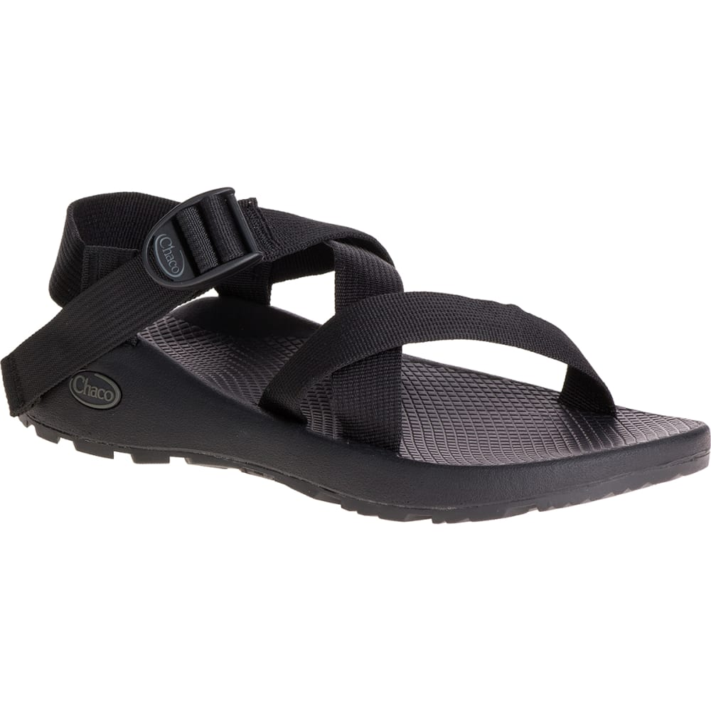 CHACO Men's Z/1 Classic Sandals, Black - BLACK
