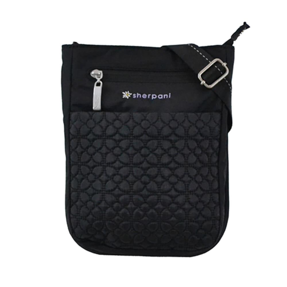 SHERPANI Women's Prima Shoulder Bag - BLACK