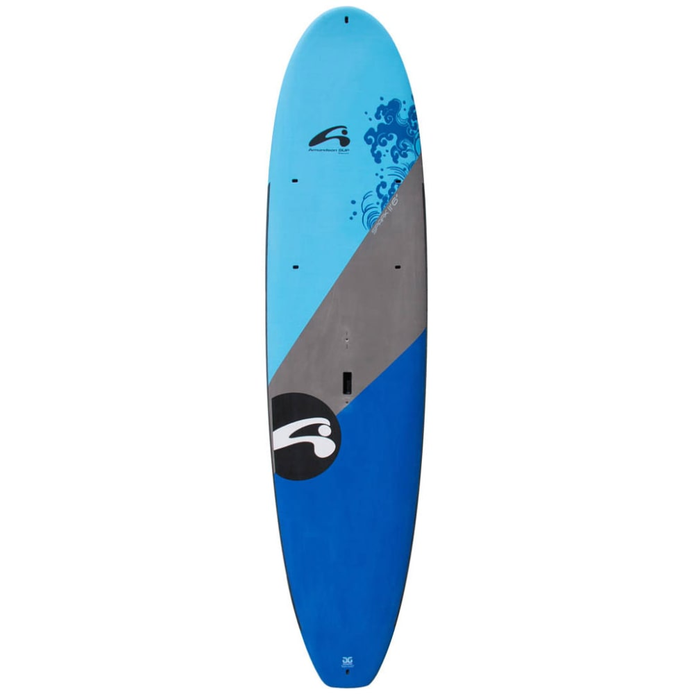 "AMUNDSON Spark 11'0"" SUP - BLUE/LIME"