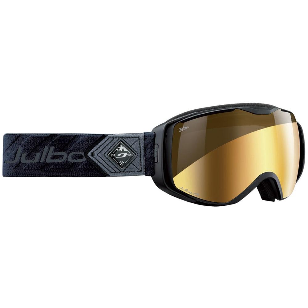 JULBO Universe Goggles with Zebra Lens, Black/Grey - BLACK/GREY
