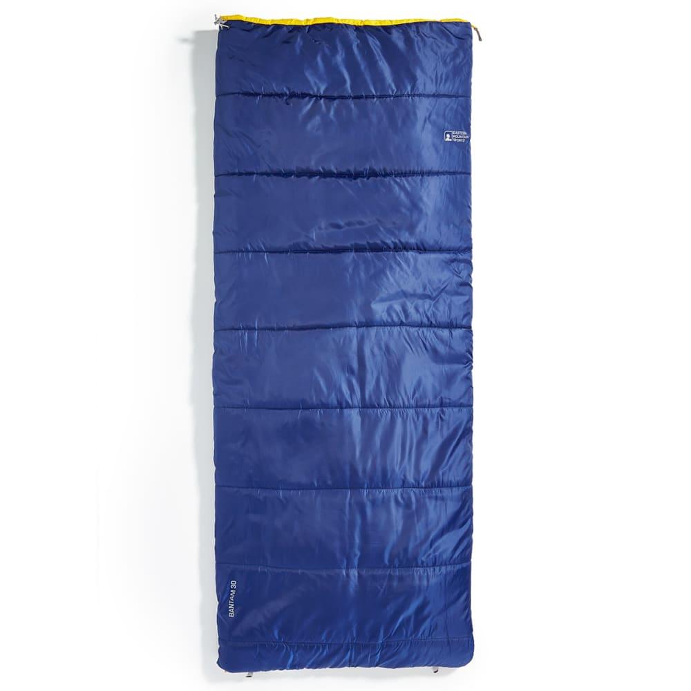 EMS® Bantam 30 Degree Rectangular Sleeping Bag, Short - BLUE DEPTHS