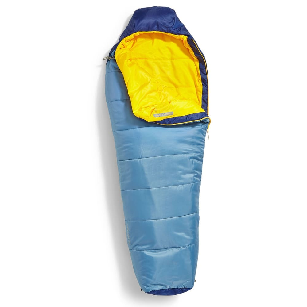 EMS Bantam 30 Degree Mummy Sleeping Bag, Junior - BLUE DEPTHS