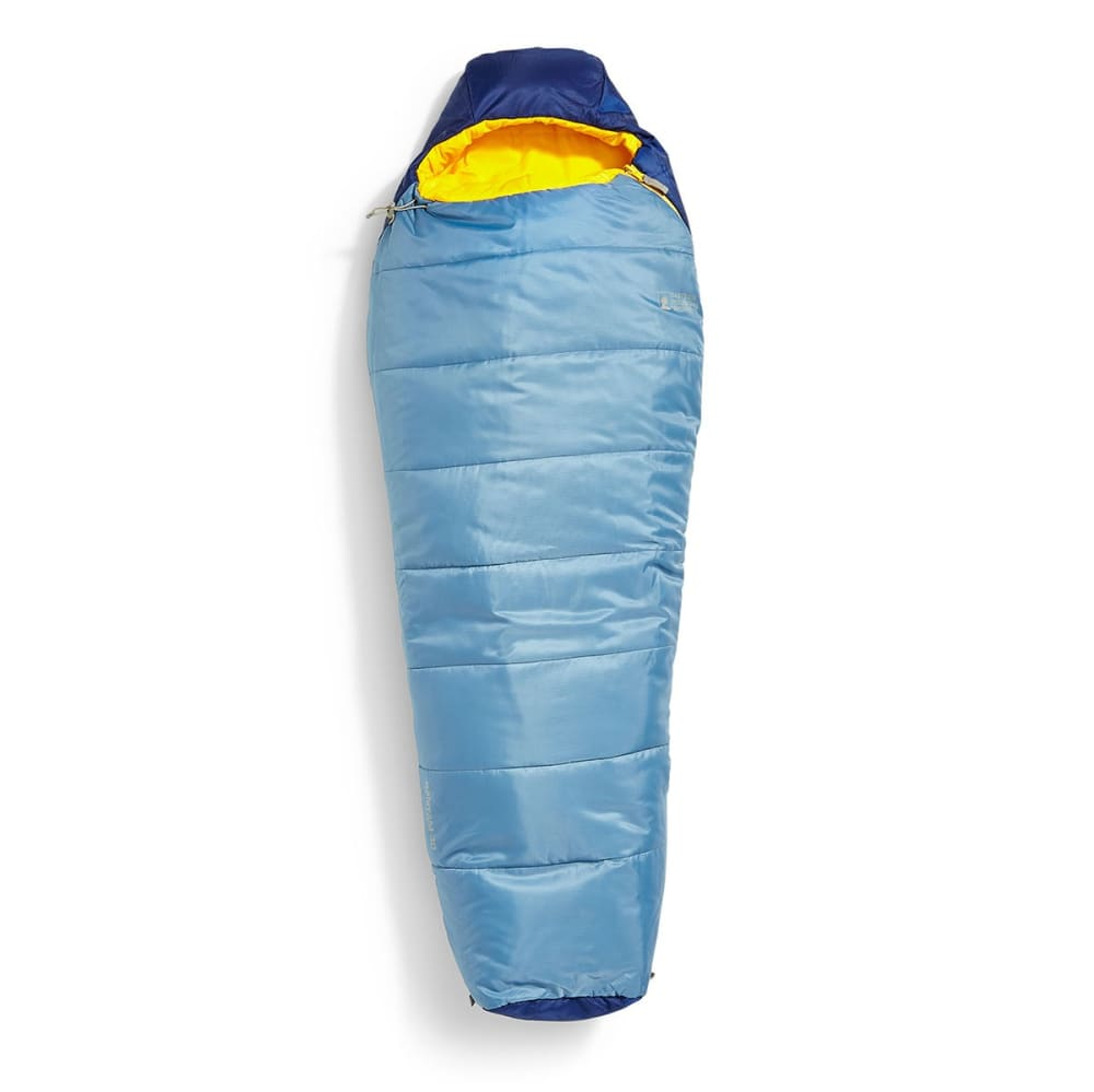 Ems Bantam 30 Degree Mummy Sleeping Bag Junior Blue Depths