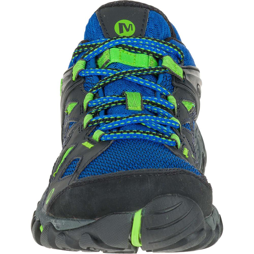 f079846f8e MERRELL Men's All Out Blaze Aero Sport Hiking Shoes, Bright Blue
