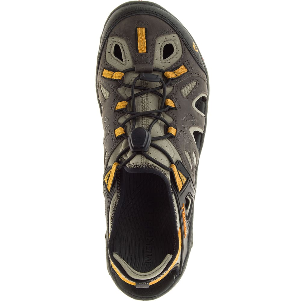 Merrell Men S All Out Blaze Sieve Hiking Shoes Grey