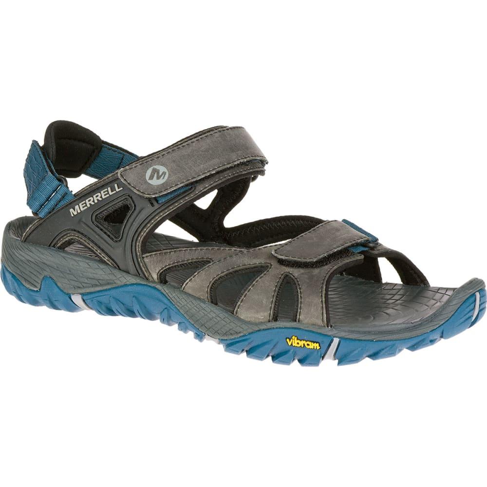 MERRELL Men's All Out Blaze Sieve Convertible Sandals, Grey - GREY
