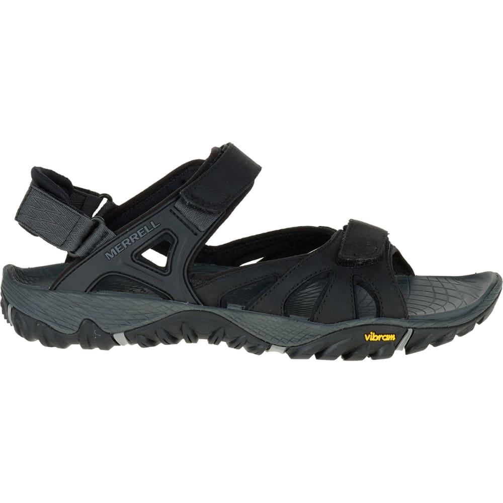 Merrell Men S All Out Blaze Sieve Convertible Sandals Black