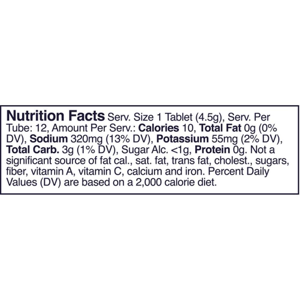 GU Hydration Drink Tabs, Lemon Lime - NO COLOR