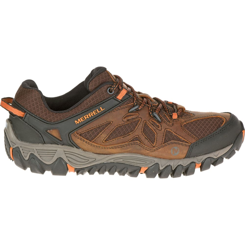 MERRELL Men's All Out Blaze Ventilator Hiking Shoes, Burnt Maple - BURNT MAPLE