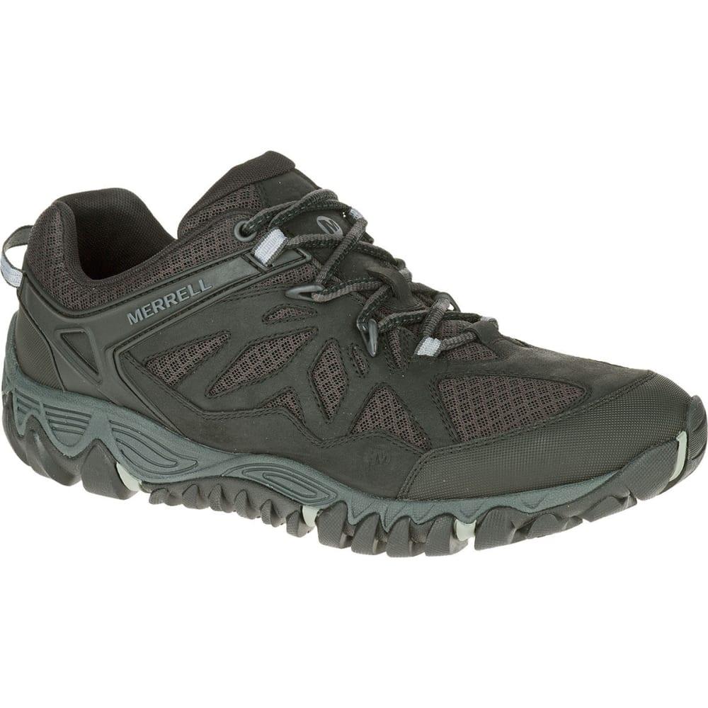 merrell s all out blaze ventilator hiking shoes black