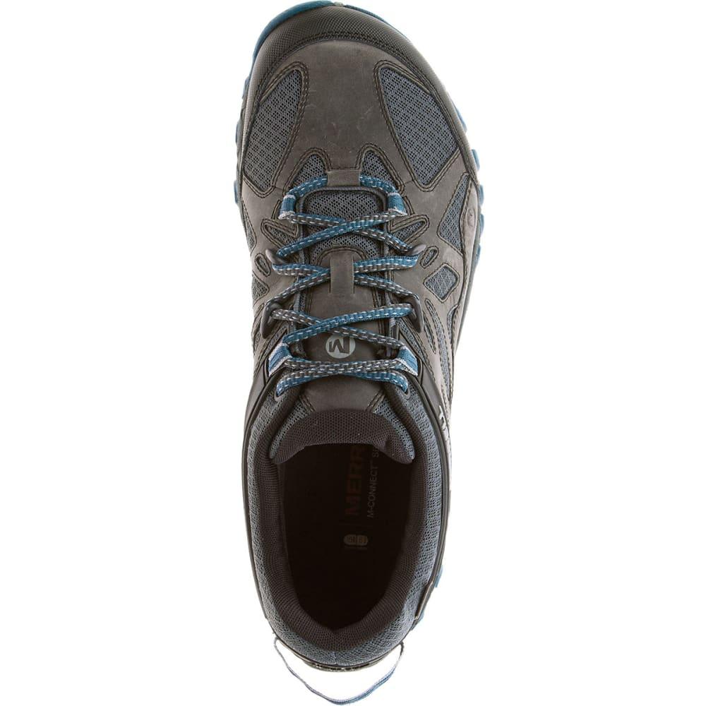 MERRELL Men's All Out Blaze Ventilator Waterproof Hiking Shoes, Grey Multi - GREY/MULTI
