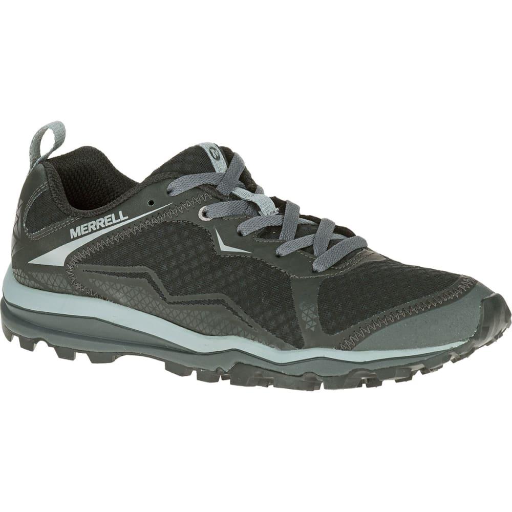 Merrell Men S All Out Crush Light Trail Running Shoes Black
