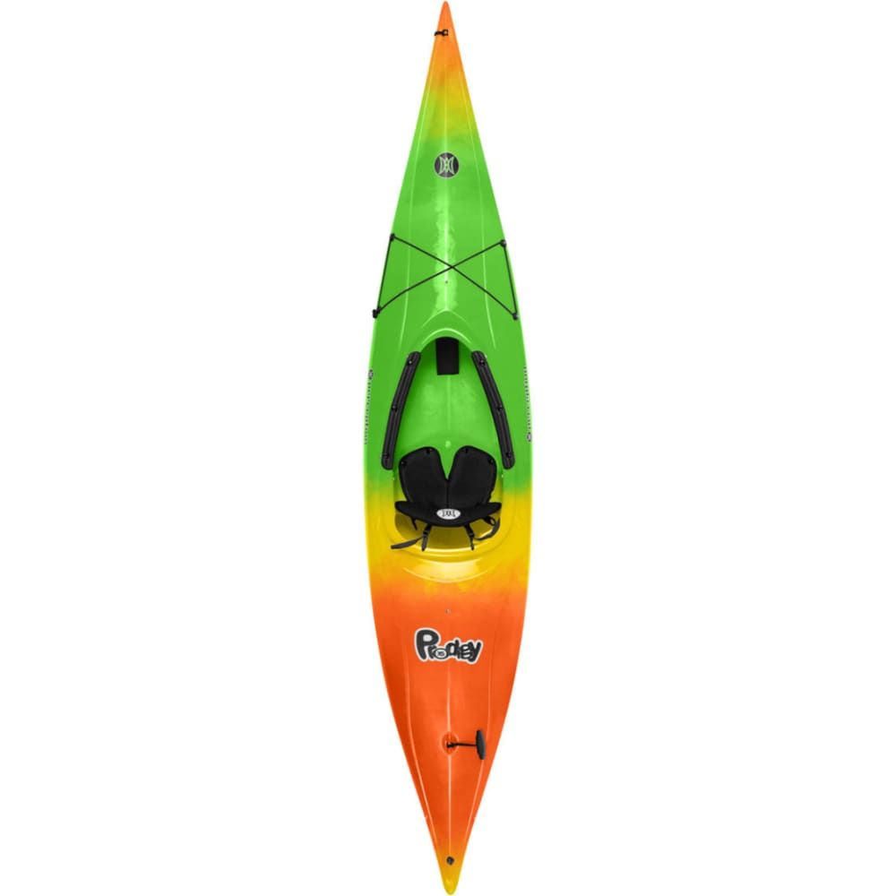 PERCEPTION Prodigy XS Kids' Kayak - STARBURST