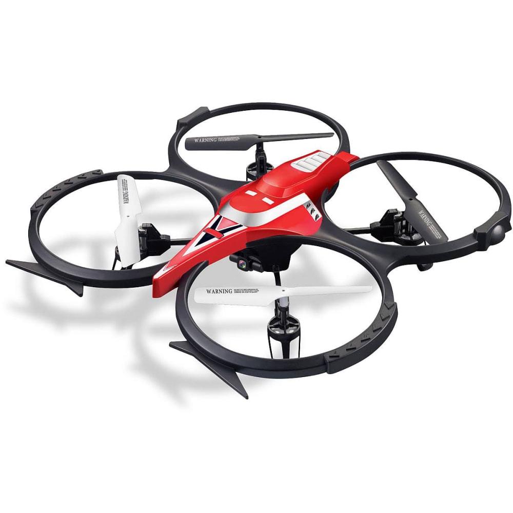 QUADRONE XLC Camera Drone - NO COLOR