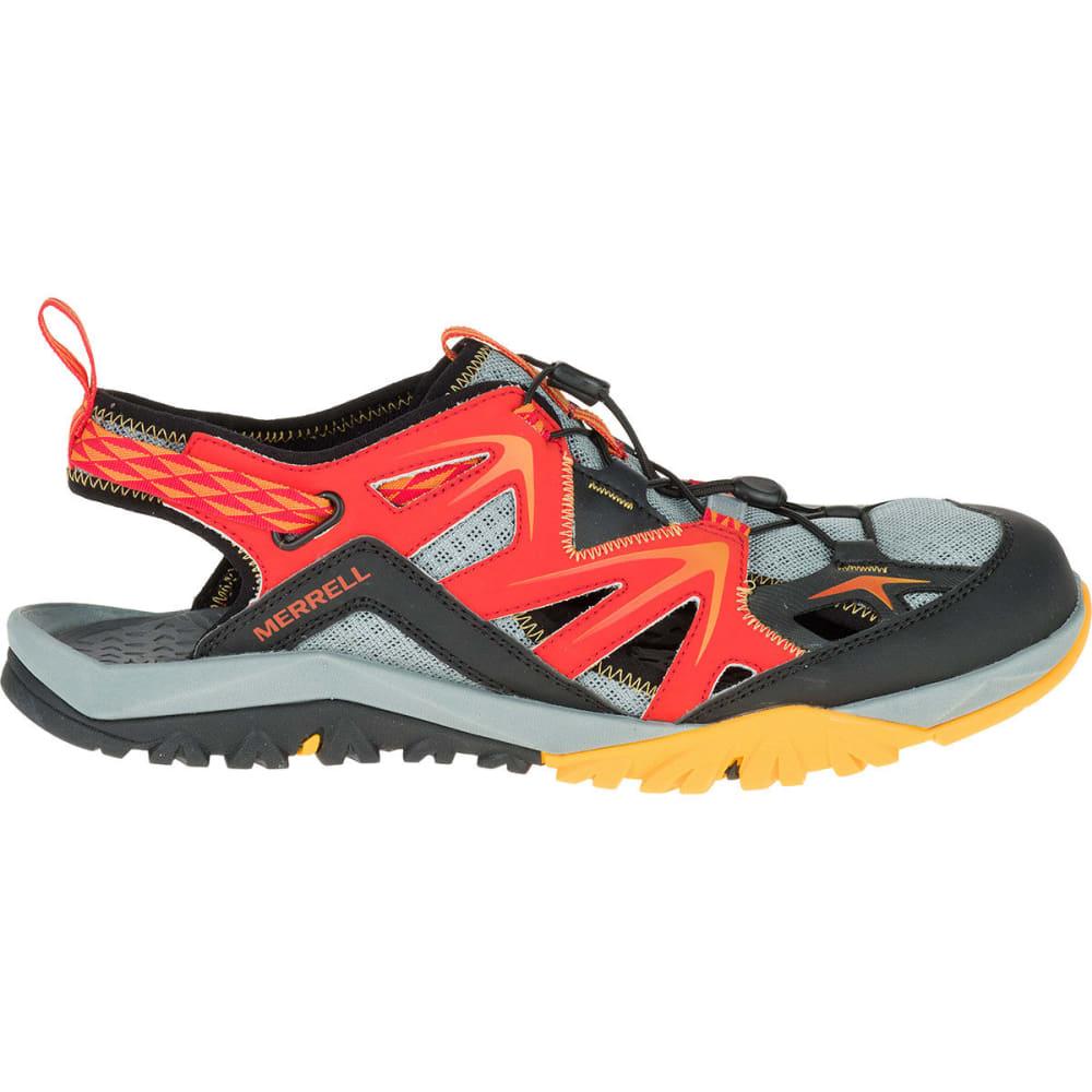 b2f673640a04 MERRELL Men  39 s Capra Rapid Sieve Hiking Sandals