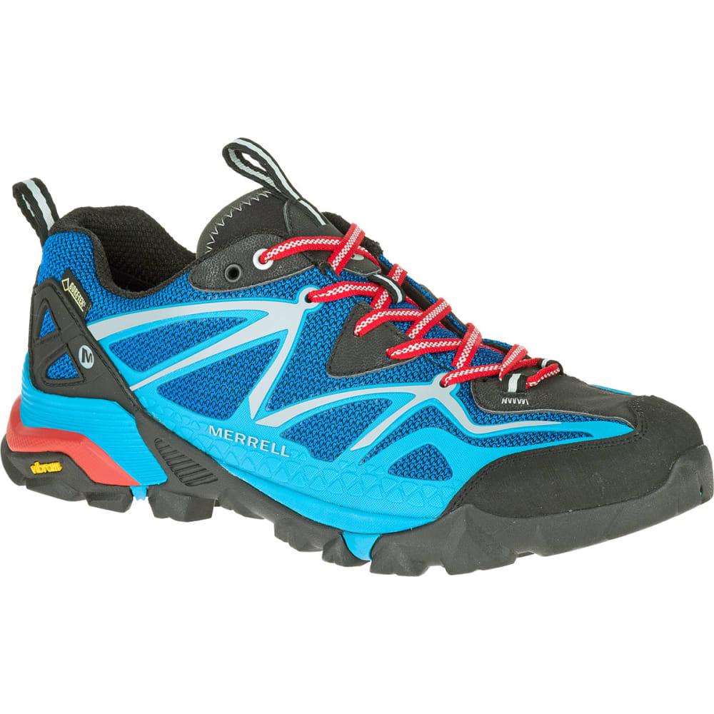 MERRELL Men's Capra Sport Gore-Tex® Hiking Shoes - BLUE