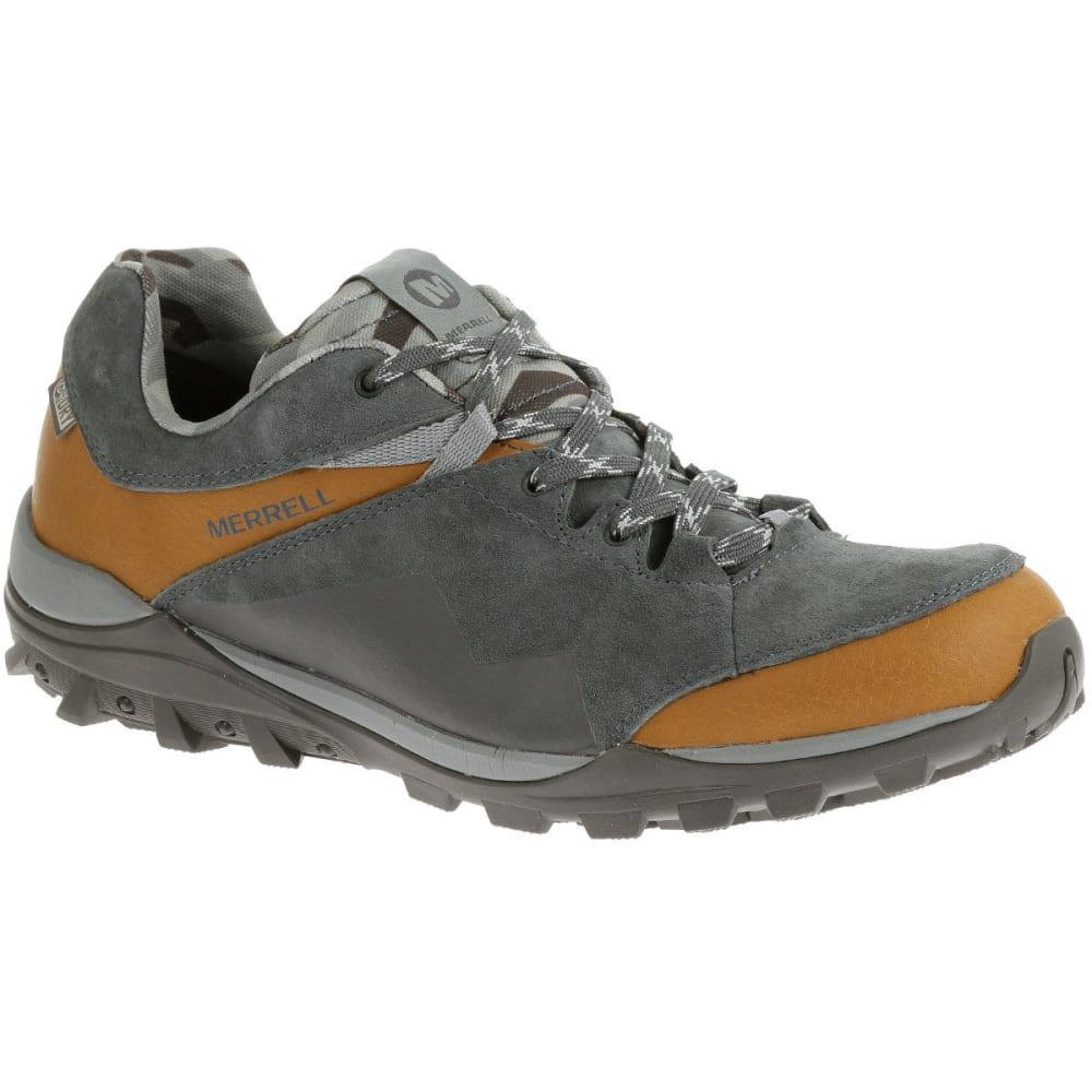 MERRELL Men's Fraxion Waterproof Shoes, Brown Sugar - BROWN SUGAR
