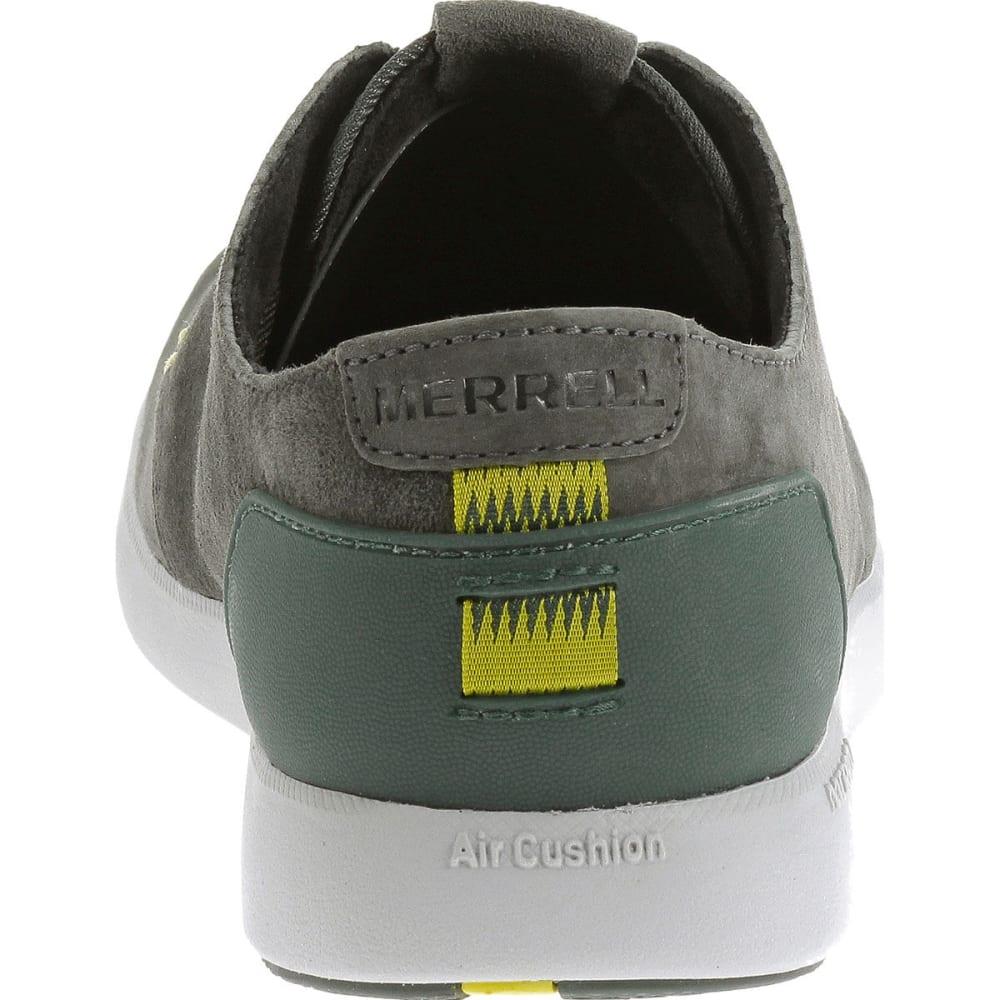 MERRELL Men's Freewheel Bolt Lace Shoes, Granite - GRANITE