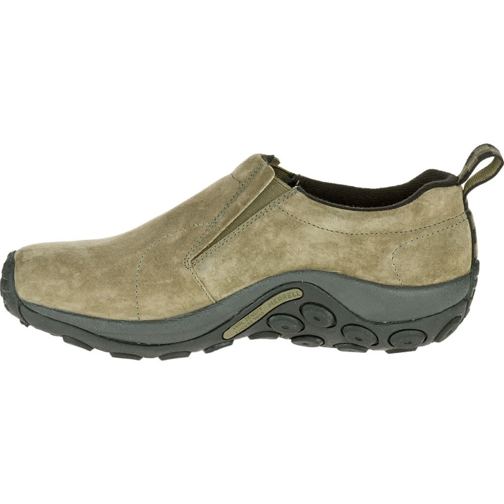 33e4e8c612 MERRELL Men's Jungle Moc Shoes, Dusty Olive - DUSTY OLIVE