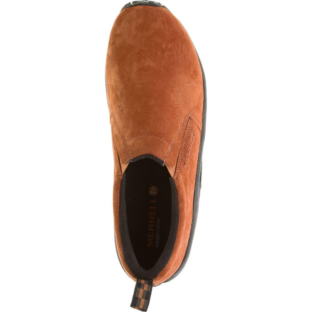 MERRELL Men's Jungle Moc Shoes, Sun Burn - SUNBURN