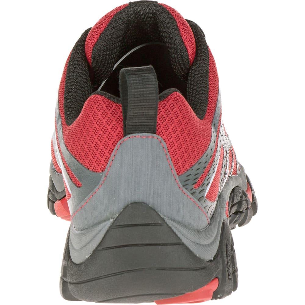 3d0a7e1f9c7 MERRELL Men's Moab Edge Shoes, Deep Red