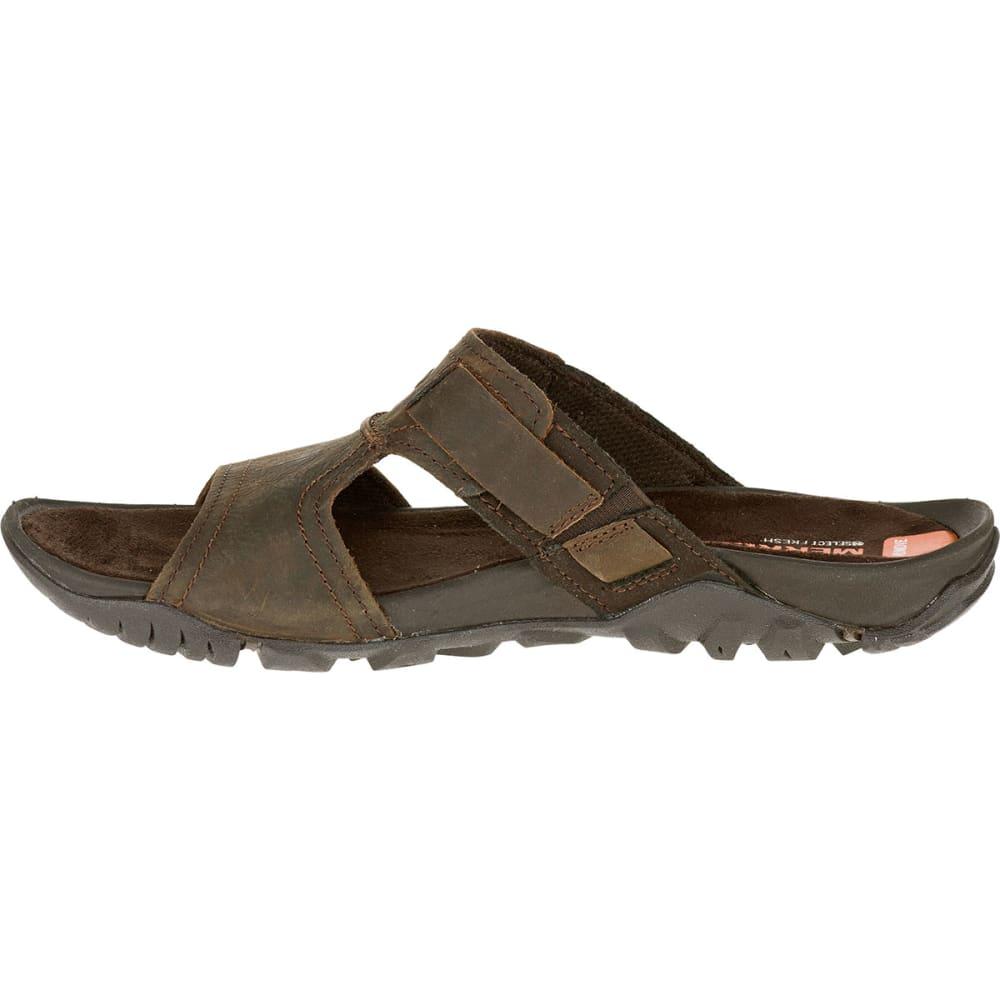 merrell s telluride slide sandals clay