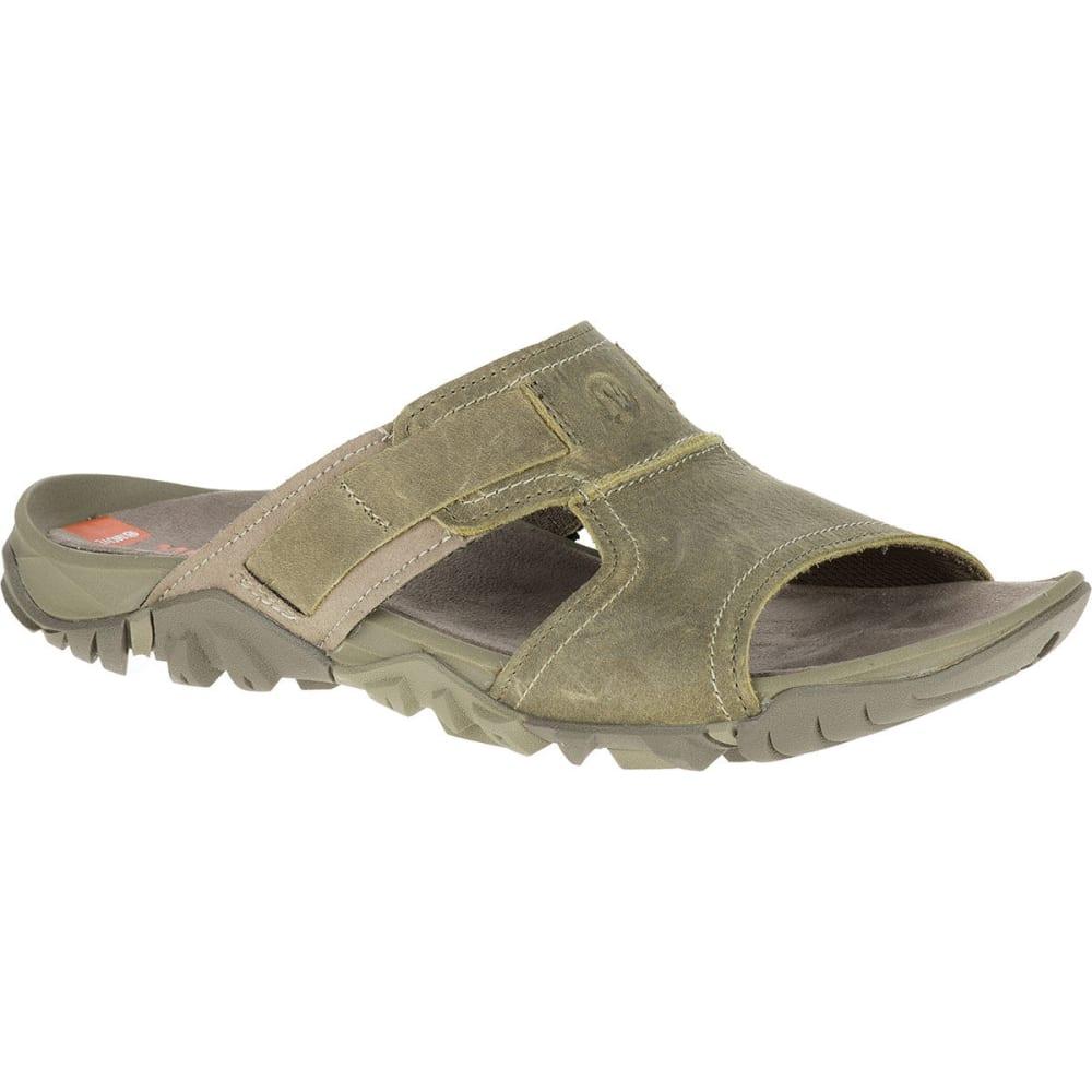 merrell s telluride slide sandals stucco