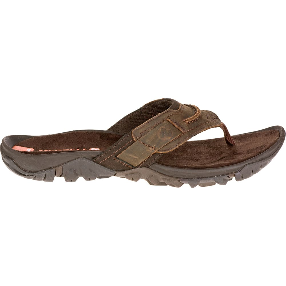 3702147f4 MERRELL Men  39 s Telluride Thong Sandals