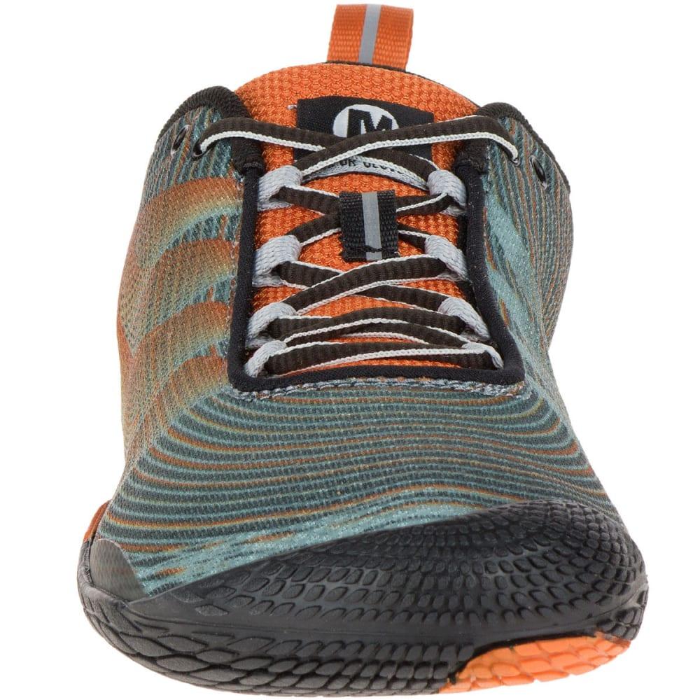 MERRELL Men's Vapor Glove 2 Running Shoes, Dark Orange - DARK ORANGE