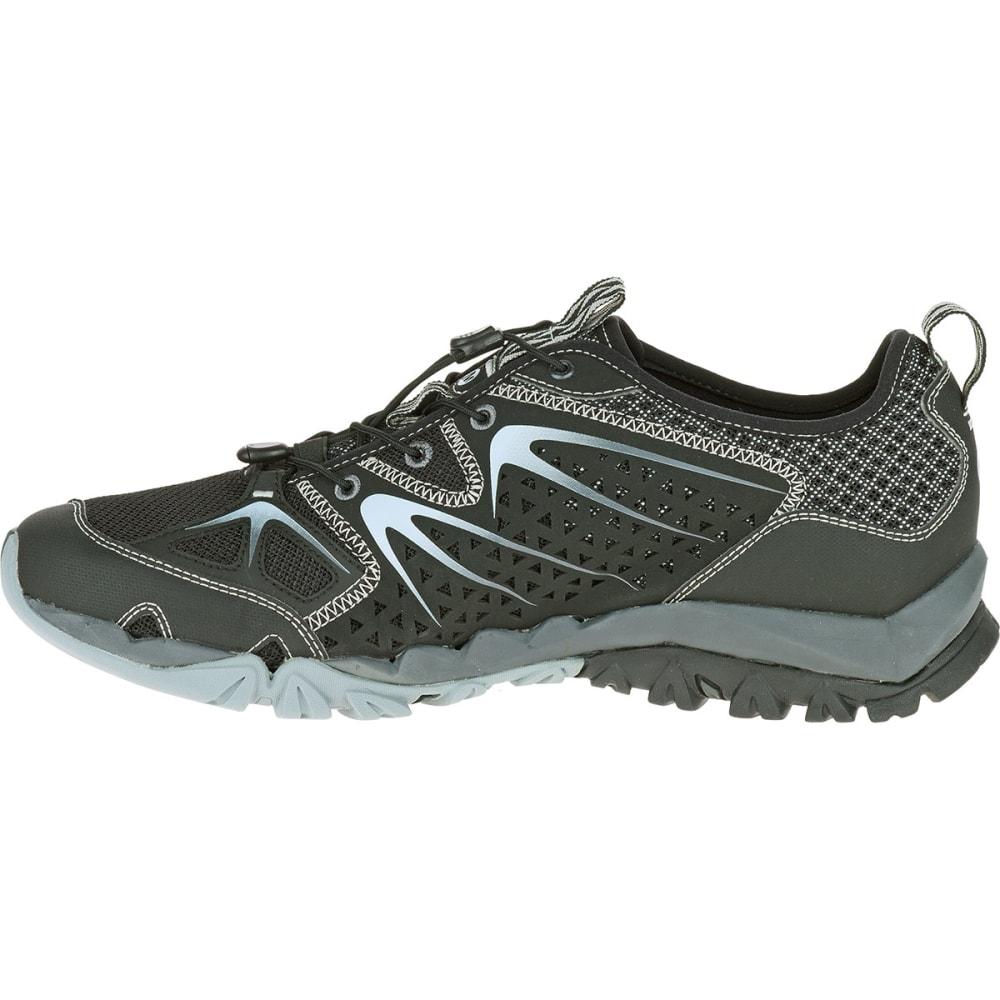MERRELL Men's Capra Rapid Hiking Shoes, Black - BLACK
