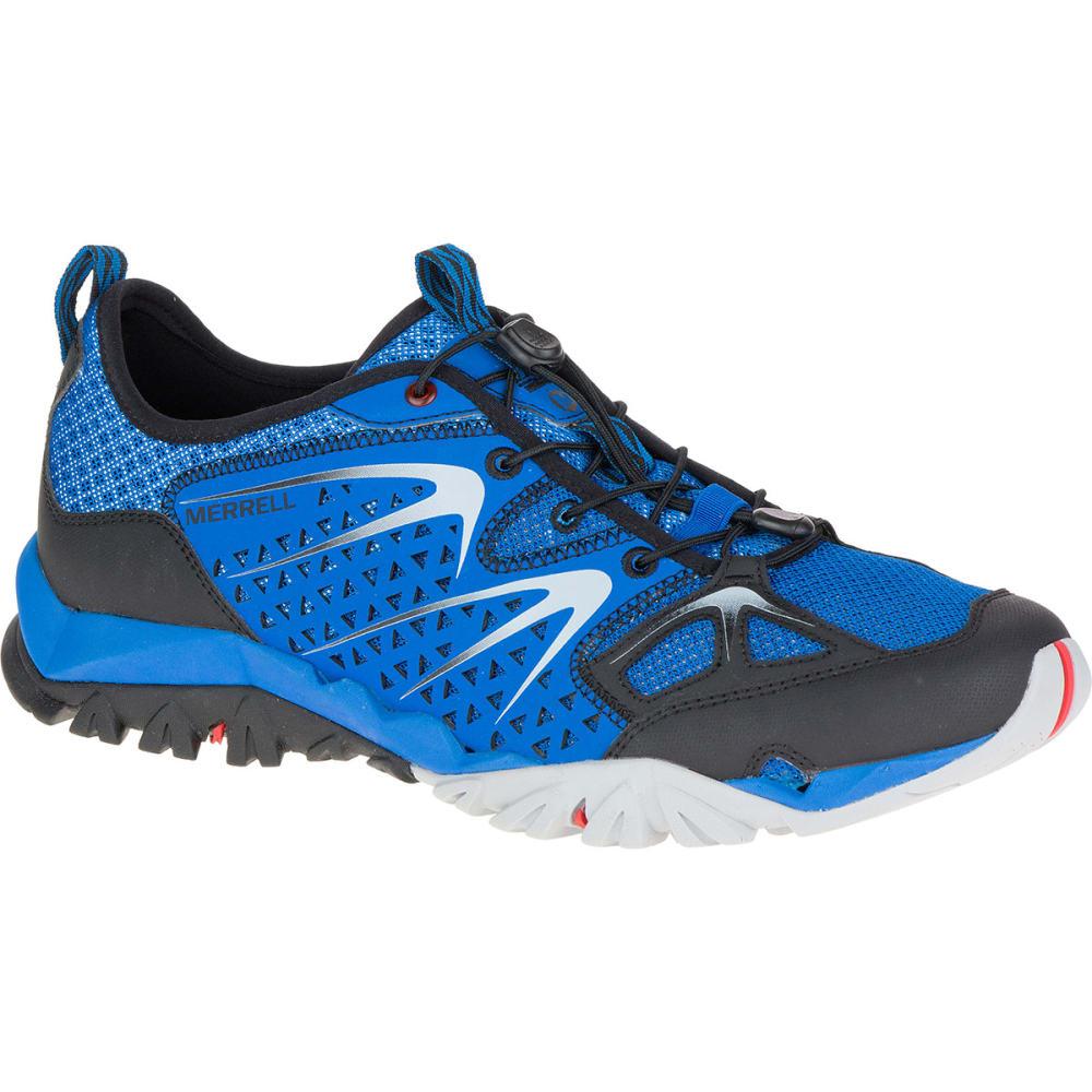 MERRELL Men's Capra Rapid Hiking Shoes, Blue Dusk - BLUE DUSK
