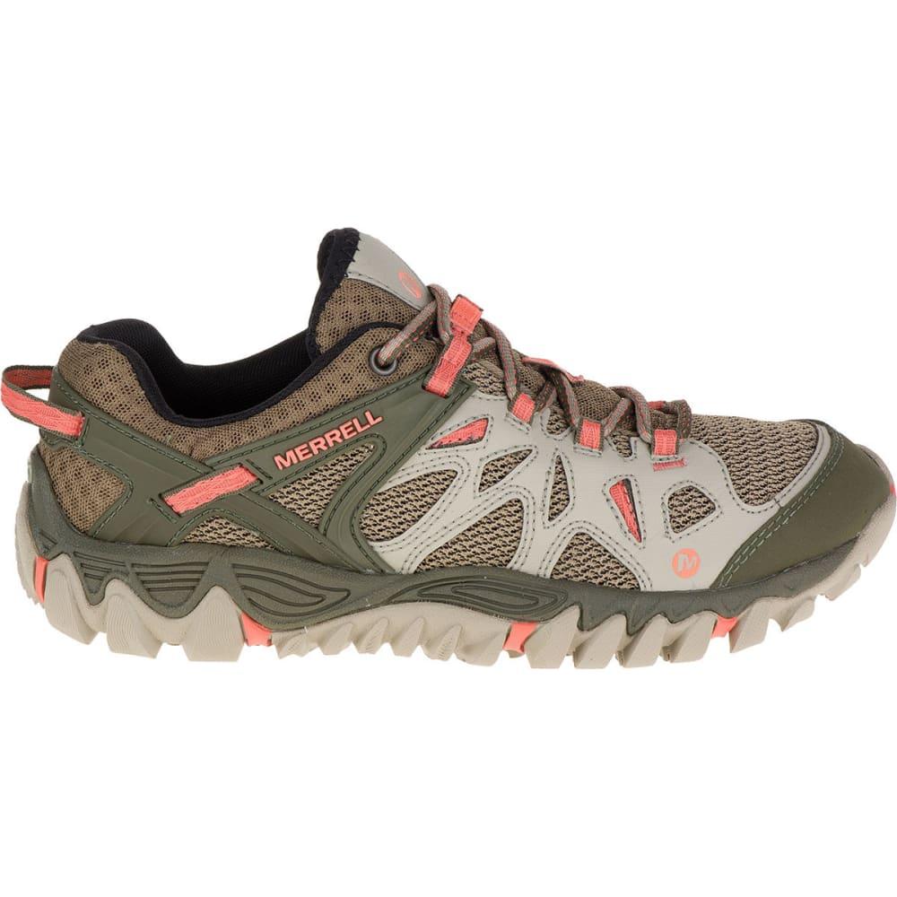 d065d067f41b MERRELL Women  39 s All Out Blaze Aero Sport Hiking Shoes