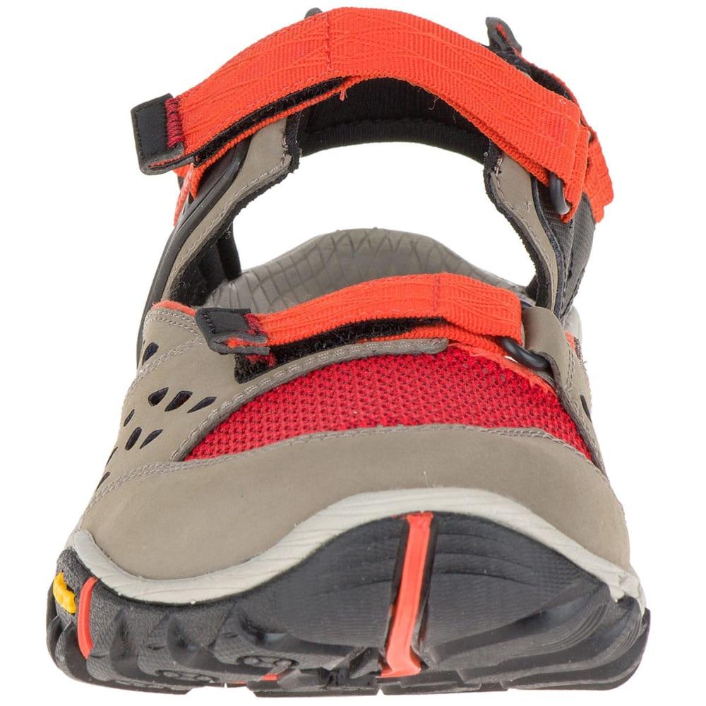 MERRELL Women's All Out Blaze Sieve MJ Hiking Sandals, Brown