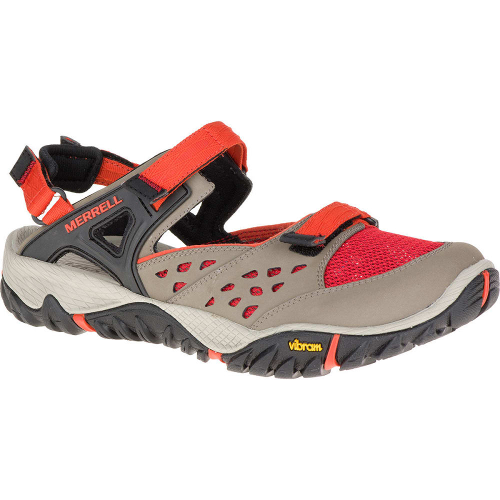 MERRELL Women's All Out Blaze Sieve MJ Hiking Sandals, Brown - BROWN
