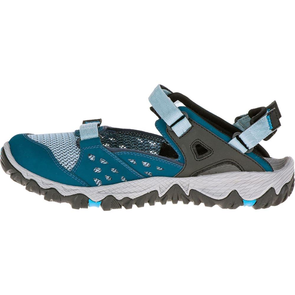 910be216eeab MERRELL Women  39 s All Out Blaze Sieve MJ Hiking Sandals
