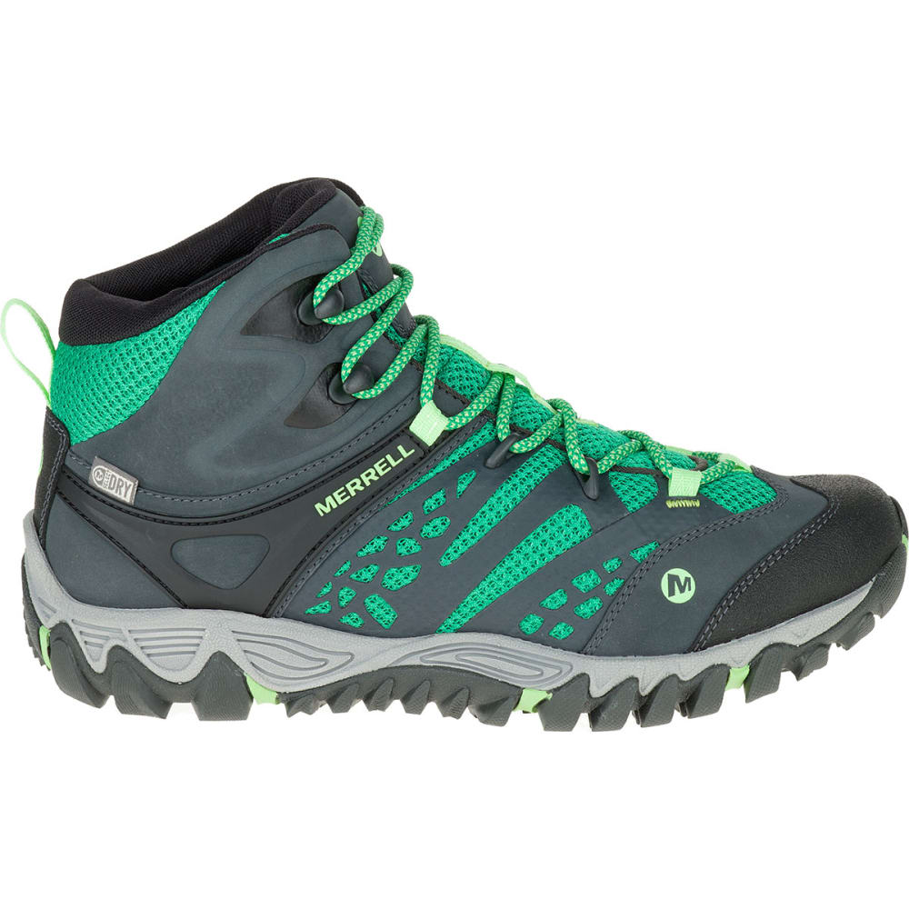 Merrell Women S All Out Blaze Ventilator Mid Waterproof