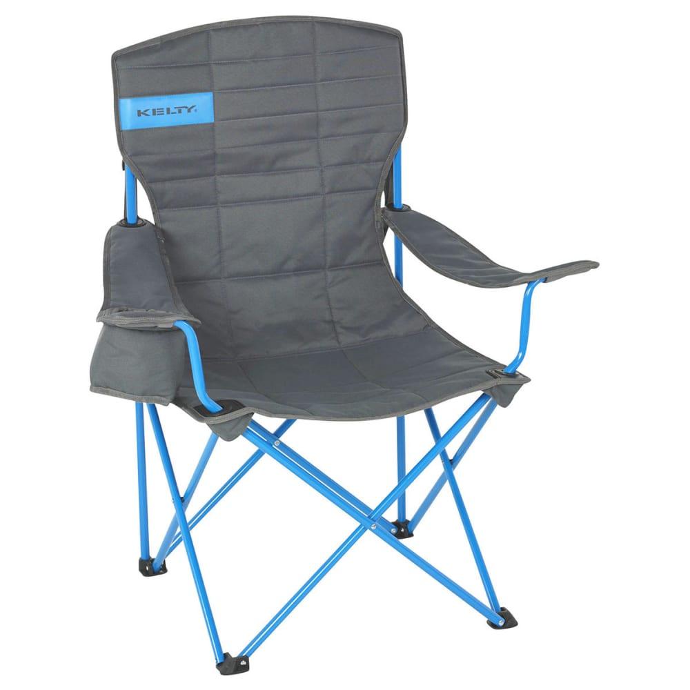 KELTY Essential Chair - SMOKE/PARADISE BLUE