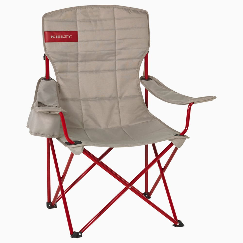 KELTY Essential Chair - TUNDRA/CHILI PEPPER