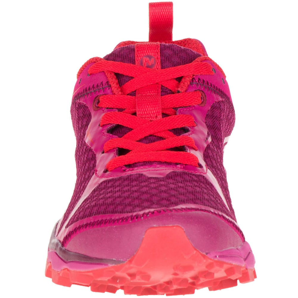 merrell s all out crush light trail running shoes
