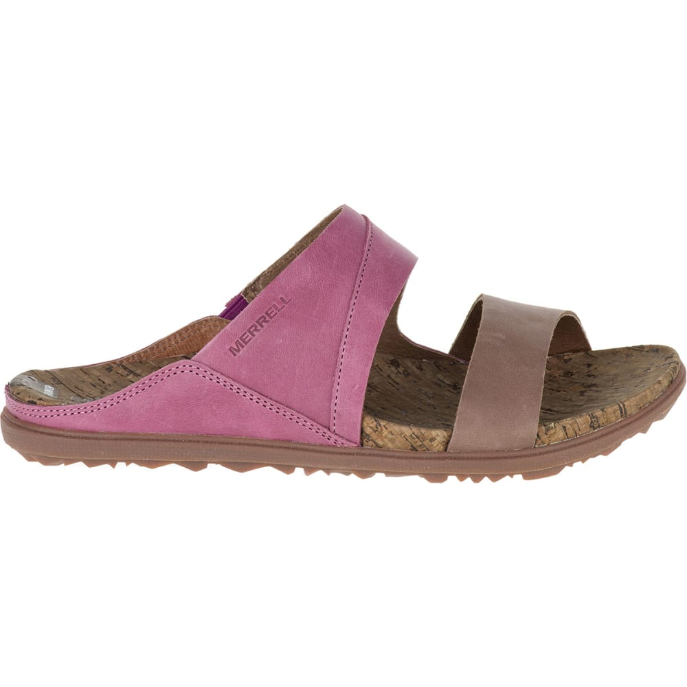 ... MERRELL Women's Around Town Slide Sandals, ...